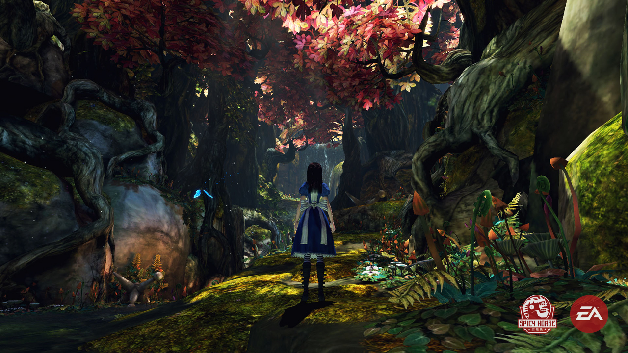 Alice - Madness Returns: Wunderland reloaded - Alice - Madness Returns
