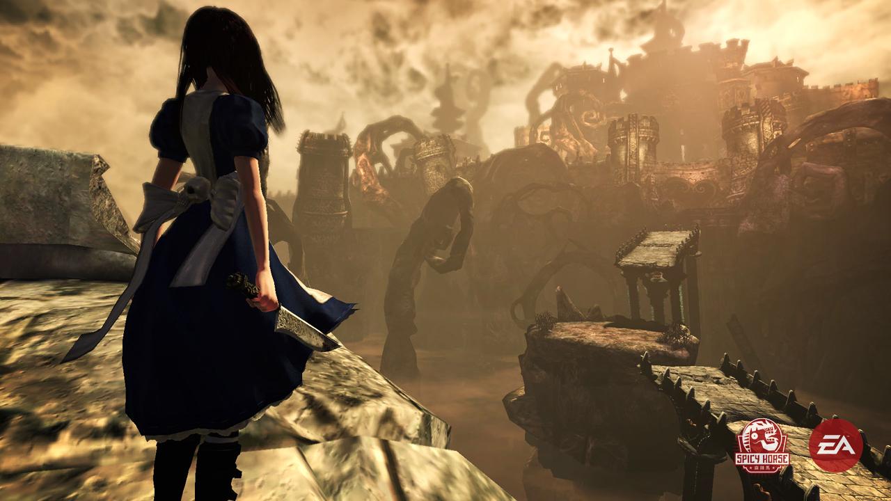 Alice - Madness Returns: Wunderland reloaded - Alice - Madness Returns