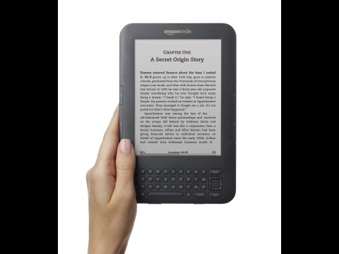 Der neue Kindle (Foto: Amazon)