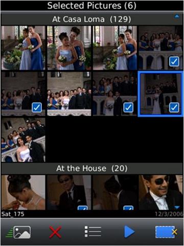 Blackberry 6: Neuer Startbildschirm bringt mehr Komfort - Blackberry 6 - Fotosoftware