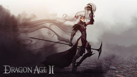 Dragon Age 2 (Konzeptgrafik)