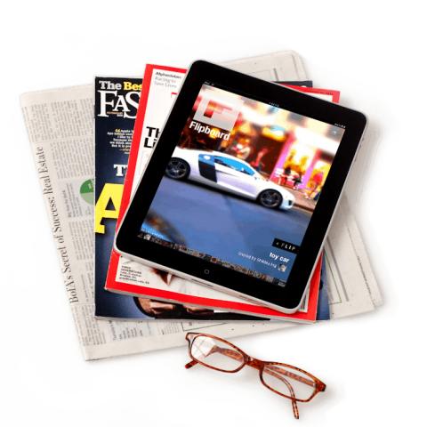 Flipboard: Soziales Magazin auf dem iPad