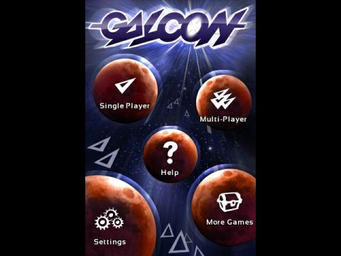 Galcon für WebOS