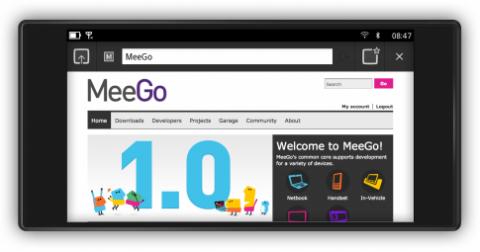 Meego Handset Day 1