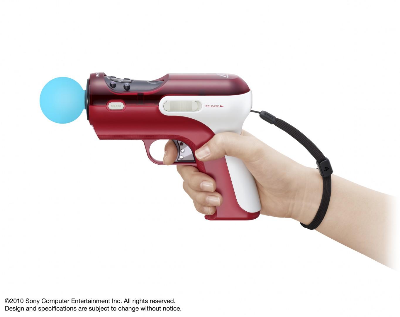 Playstation Move: Ein Gespräch mit dem Vater der Bewegung - Shooting Attachment