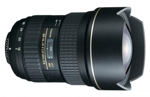 Tokina AT-X 16-28 F2.8 Pro FX