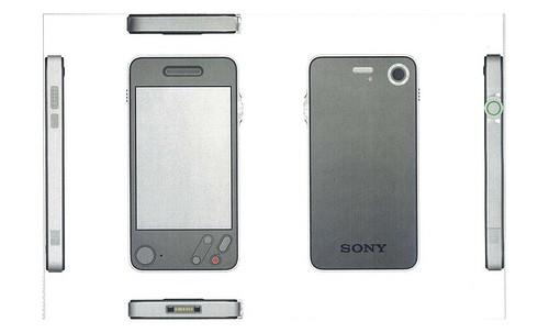 Apple soll beim iPhone ein Design von Sony zum Vorbild genommen haben. Samsung wollte die Beweisstücke im Prozess verwenden, sie wurden nicht zugelassen. Quelle: Samsung