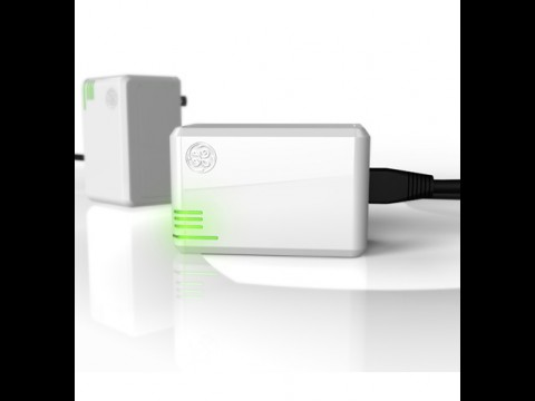 Mit Nucleus soll der Nutzer seinen Stromverrbauch kontrollieren. (Foto: GE)