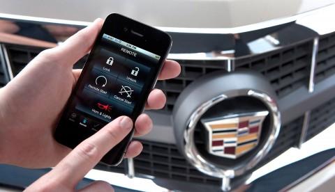 Onstar-App zur Autofernsteuerung