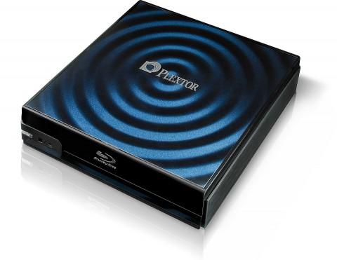 Plextor PX-B120U - die Stromversorgung erfolgt über USB (Bild: Plextor)