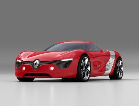 Dezir - der elektrische Sportwagen von Renault (Foto: Renault)