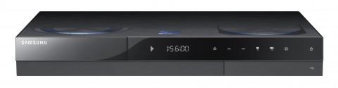 Samsungs 3D-fähiger Blu-ray-HDD-Rekorder BD-C8900S