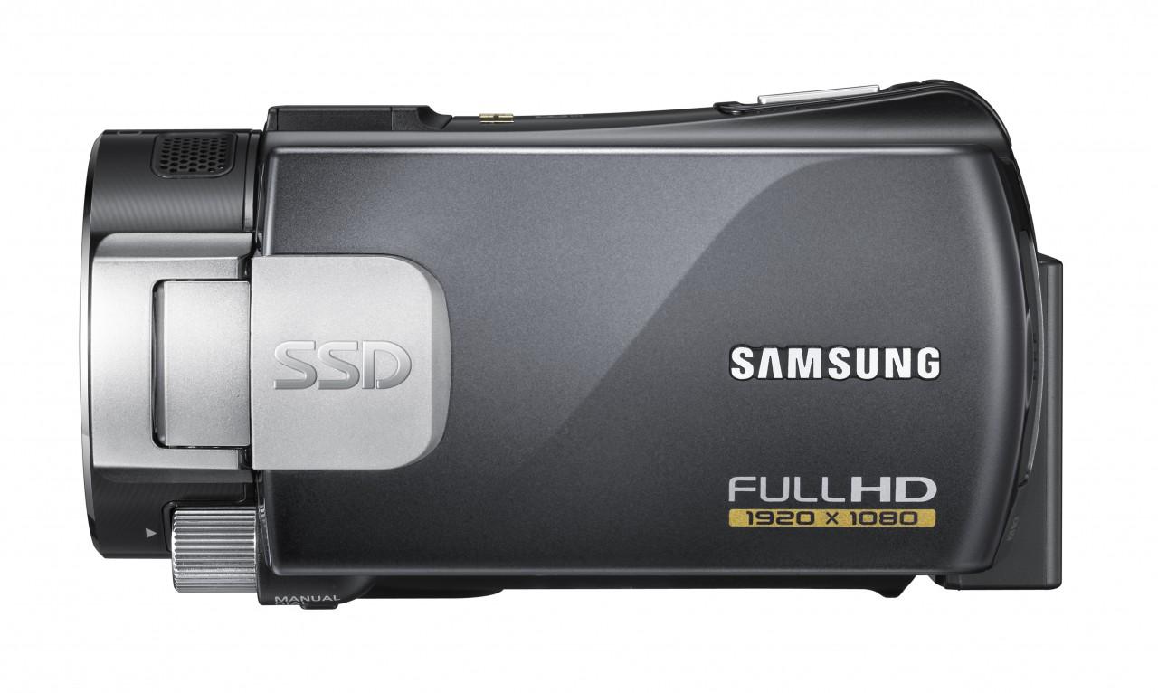 WLAN-Camcorder: Samsung HMX-S15 mit Netzwerkanbindung - Samsung HMX-S15