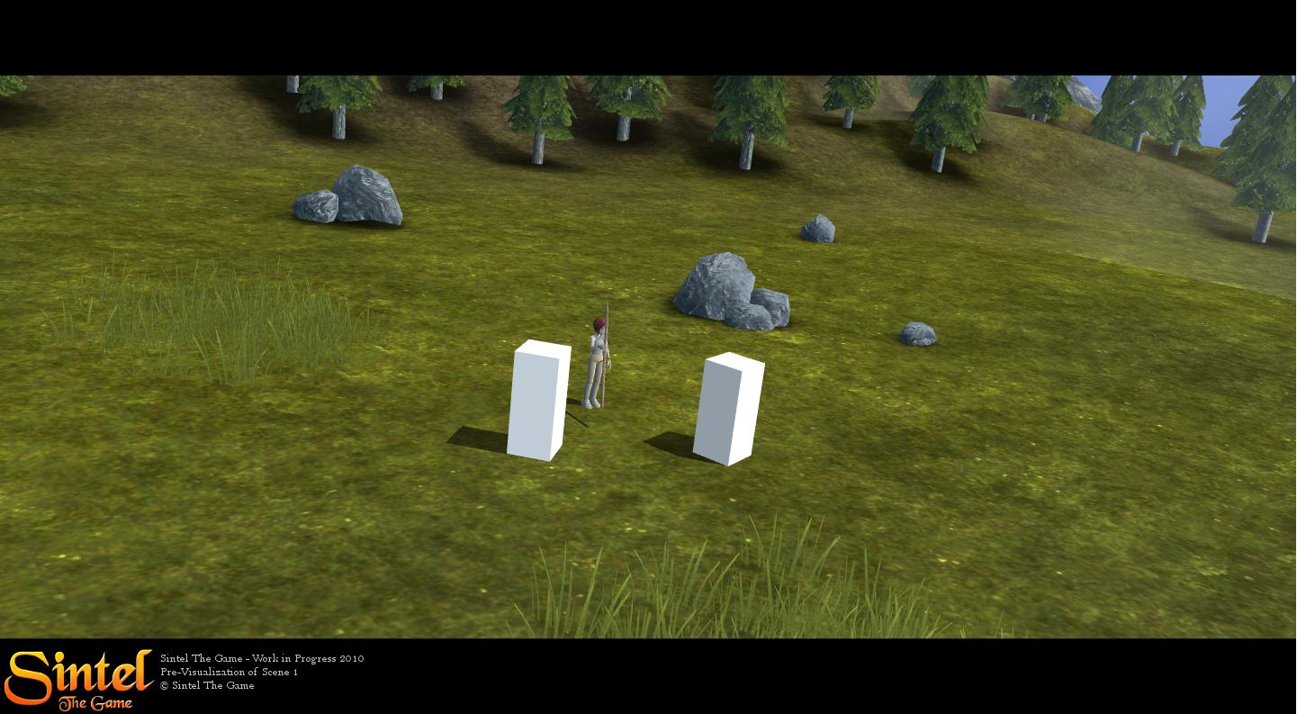 Sintel: Das Spiel zum Film als Alpha erhältlich - Sintel - Das Spiel