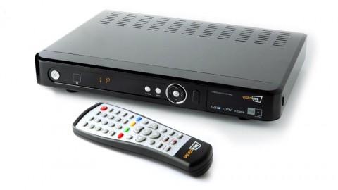 Videoweb 600S - HDTV-Sat-Receiver mit Internetanbindung
