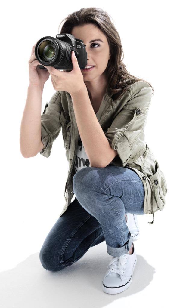 Canon: EOS 60D mit Schwenkdisplay und Full-HD-Videoaufzeichnung - Canon EOS 60D