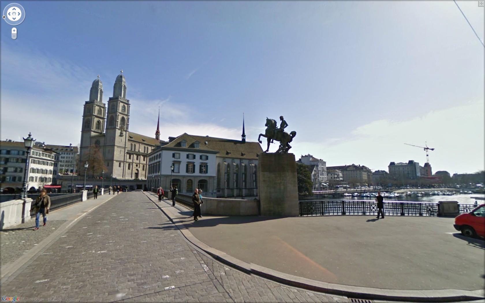 Street View: Das eigene Haus kann ab sofort verpixelt werden -