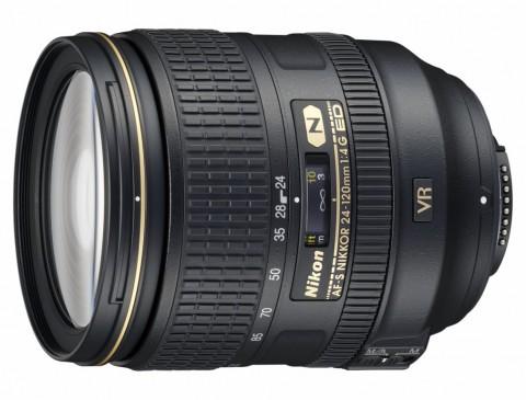 Nikkor AF-S 24-120mm ED VR