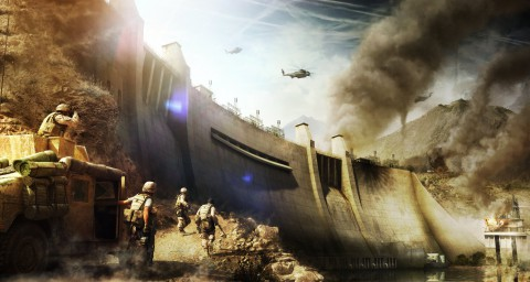 Operation Flashpoint: Red River (Konzeptzeichnung)