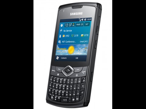 Samsung Omnia 735