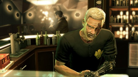 Deus Ex Human Revolution (Screenshot: Square Enix/Eidos