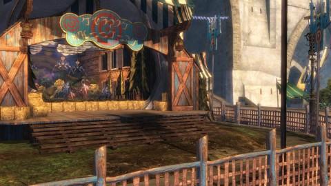 Guild Wars 2 - Wettschießen in der Stadt