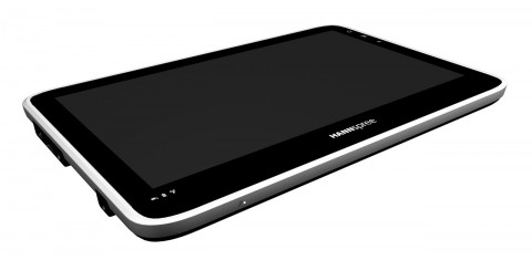 Hannspree-Tablet mit 10-Zoll-Touchscreen