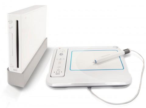 THQs uDraw Gamingtablet für die Wii kommt Anfang 2011.
