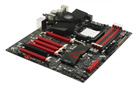 Asus Republic of Gamer Crosshair IV Extreme