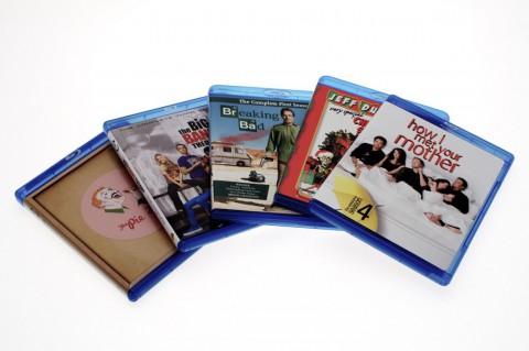 Ein Teil unserer Blu-ray-Importe - mit zwei Fehlkäufen