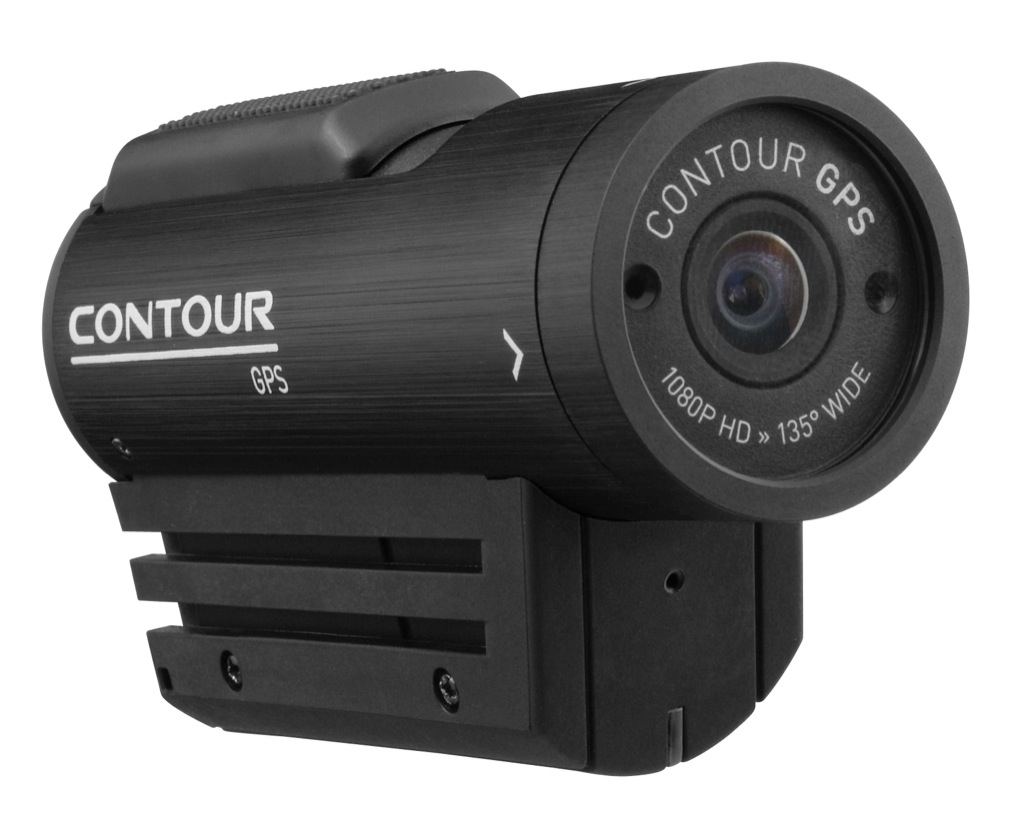 Contourgps: Helmkamera nutzt iPhone als Sucher - ContourGPS