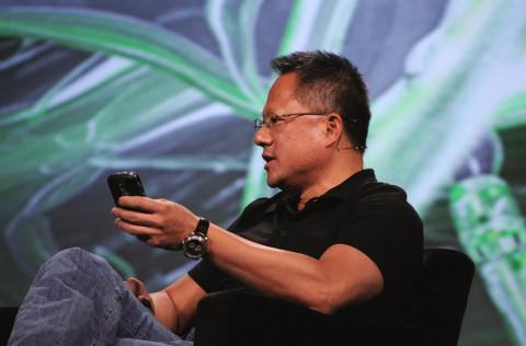 Huang erklärt, warum das Blackberry sein wichtigster Computer ist.