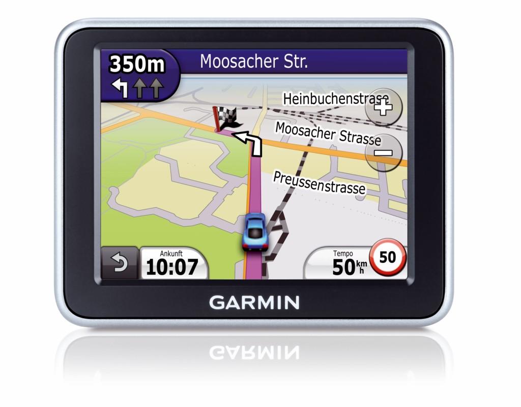 Autonavigation: Neue Mittelklassegeräte von Garmin -