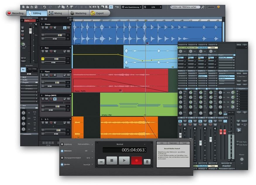 tonstudio software
