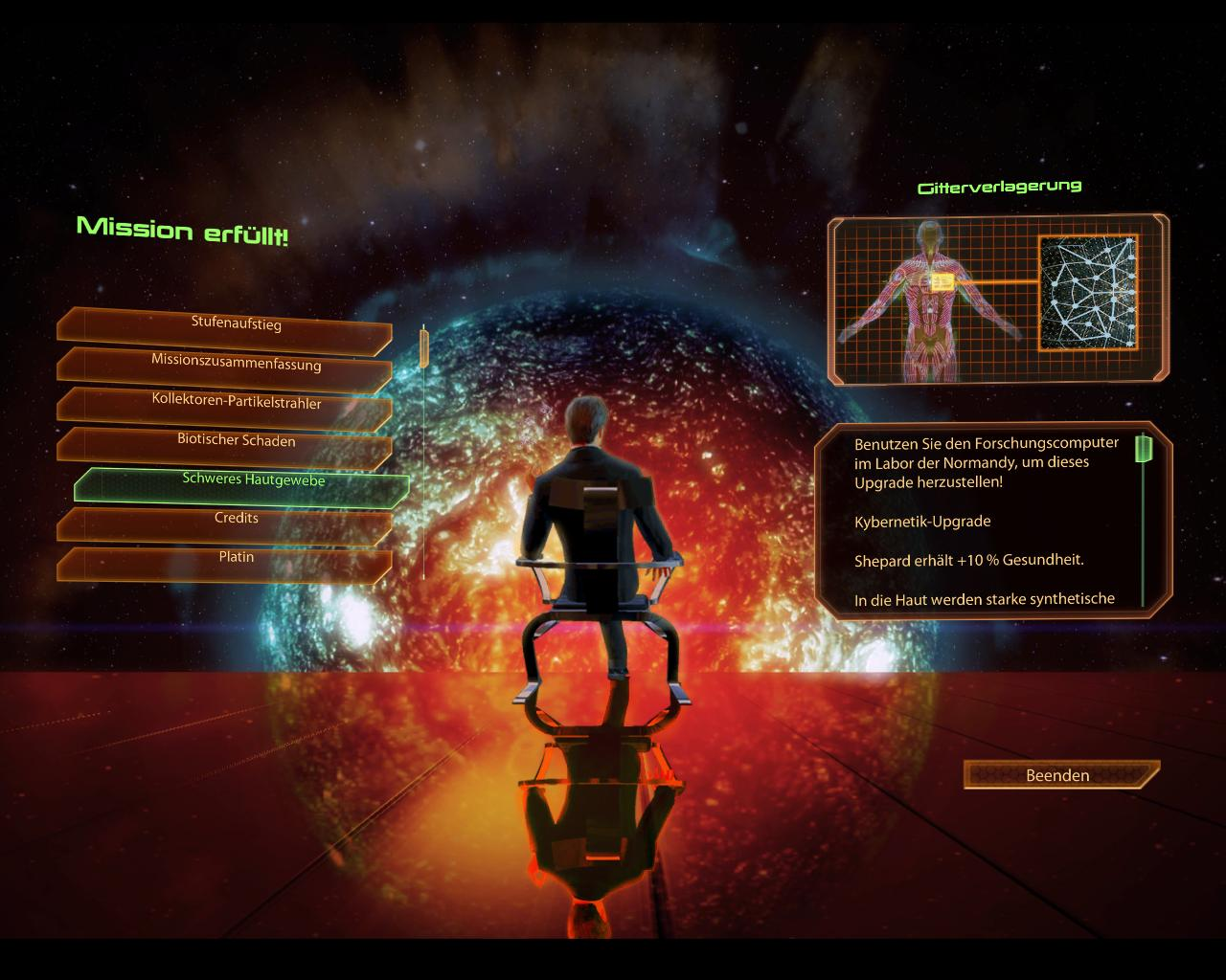 Spielestatistik: Nur die Hälfte hat Mass Effect 2 durchgespielt - Mass Effect 2 (PC)