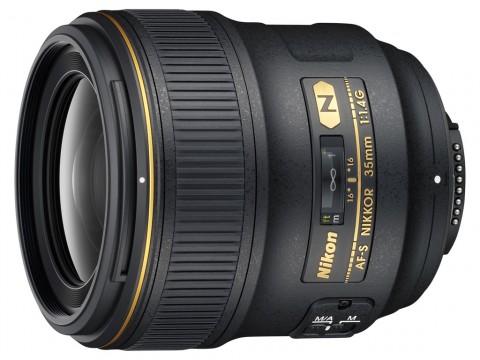 Nikon AF-S Nikkor 35mm 1:1,4G