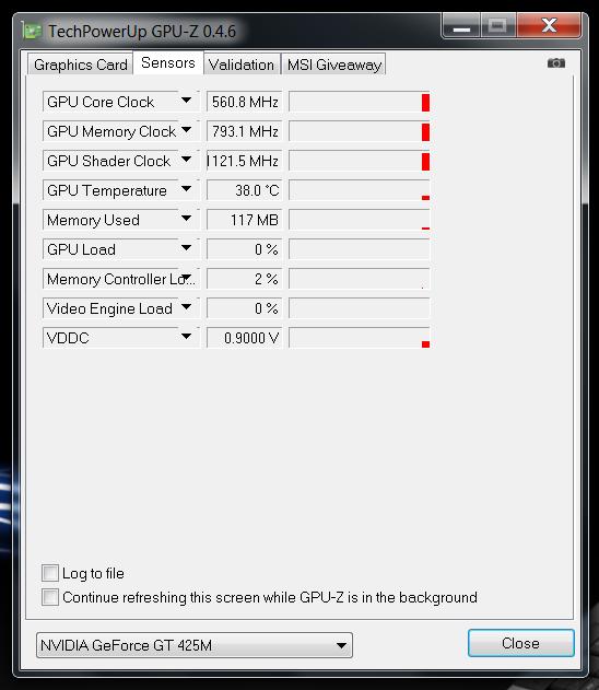 Mobiler Fermi: Sieben GPUs für Notebooks mit DirectX-11 von Nvidia - Der Takt kann bis 150 MHz sinken.
