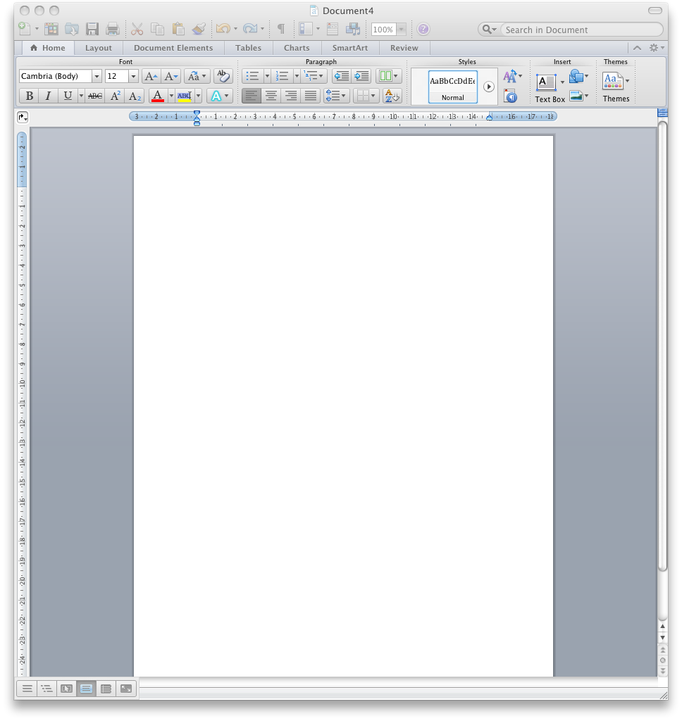 Office 2011: Mac-Version mit Outlook, aber ohne Opendocument -