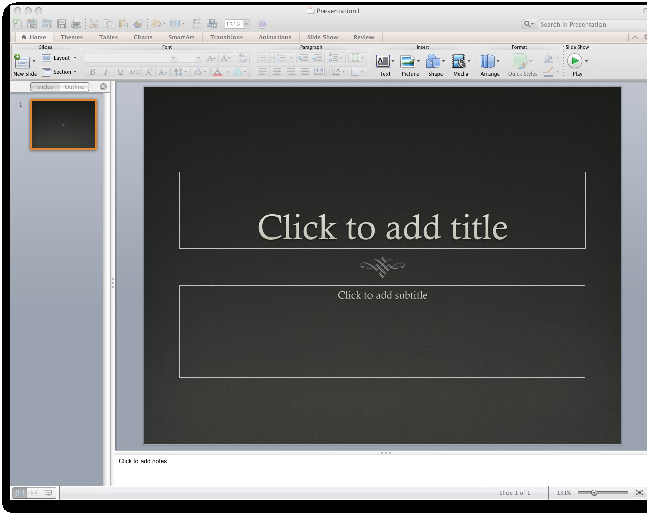Office 2011: Mac-Version mit Outlook, aber ohne Opendocument - Powerpoint 2011