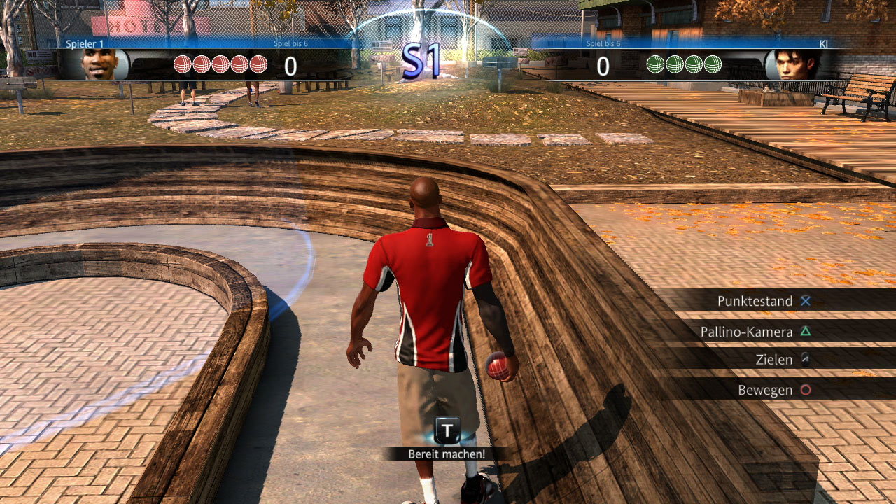 Playstation Move im Test: Präzision mit 250 Millisekunden Verzögerung - Sports Champions