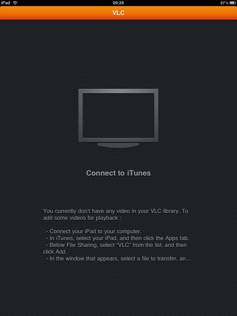 Mediaplayer: VLC fürs iPad - VLC-Player auf dem iPad ohne...