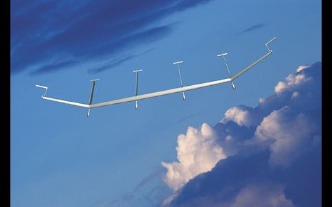 Solar Eagle (Bild: Boeing)