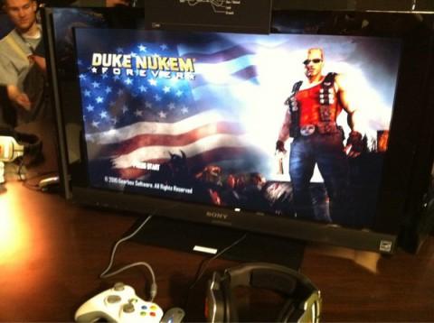 Duke Nukem Forever auf der Pax 2010