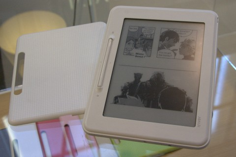 iRivers E-Book-Reader Cover Story (Foto: wp)