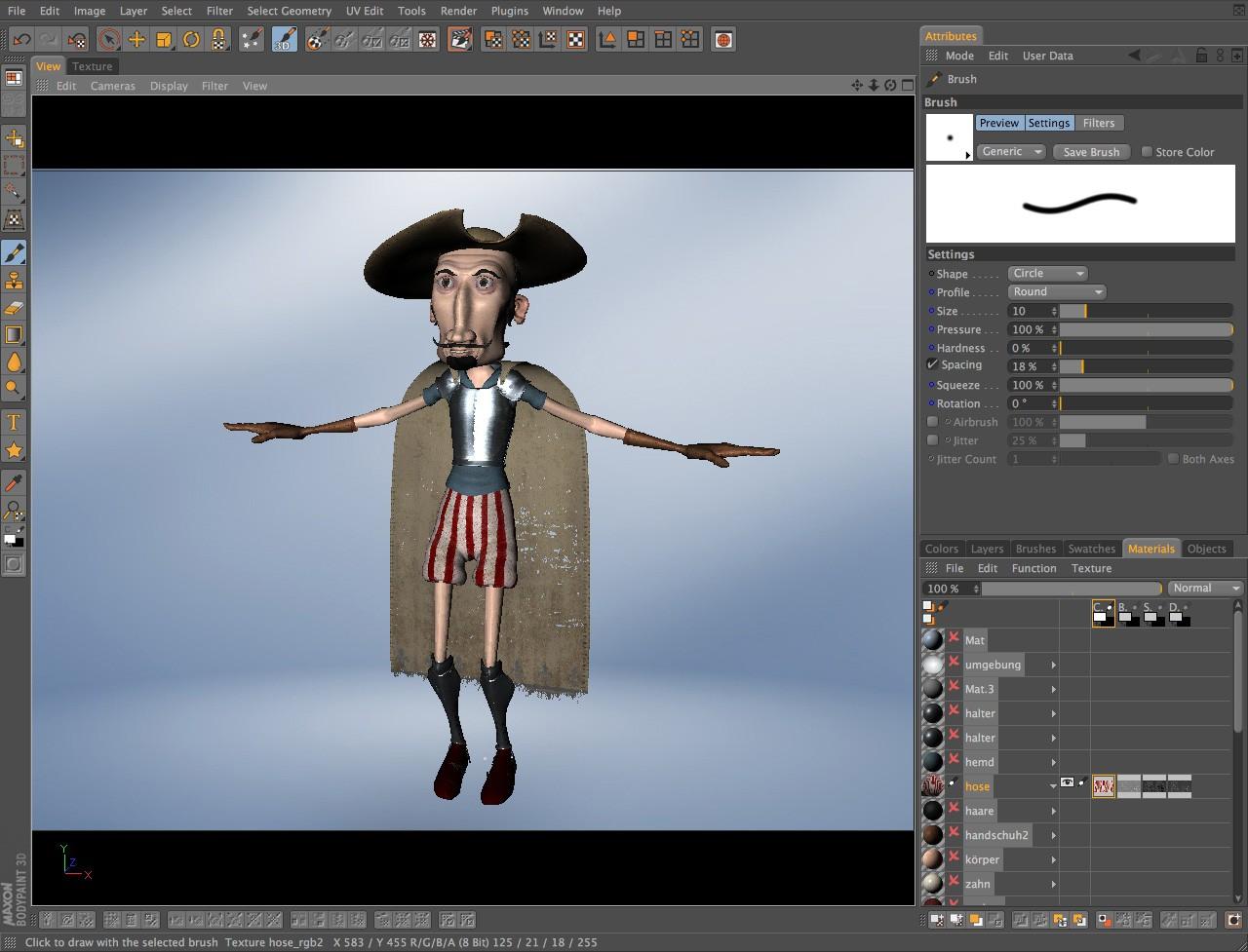 Maxon: Cinema 4D Release 12 rendert besser - Bodypaint 3D - wird weiterhin separat angeboten