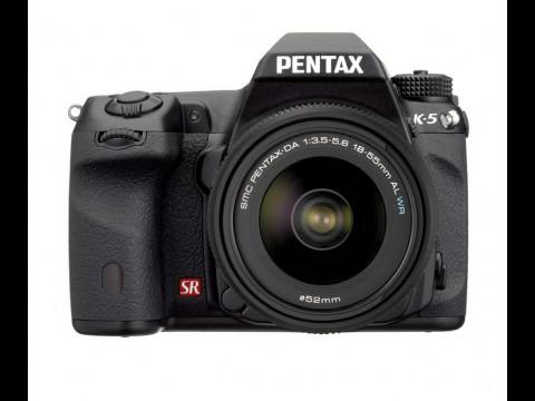 Pentax K-5 (Foto: Pentax)