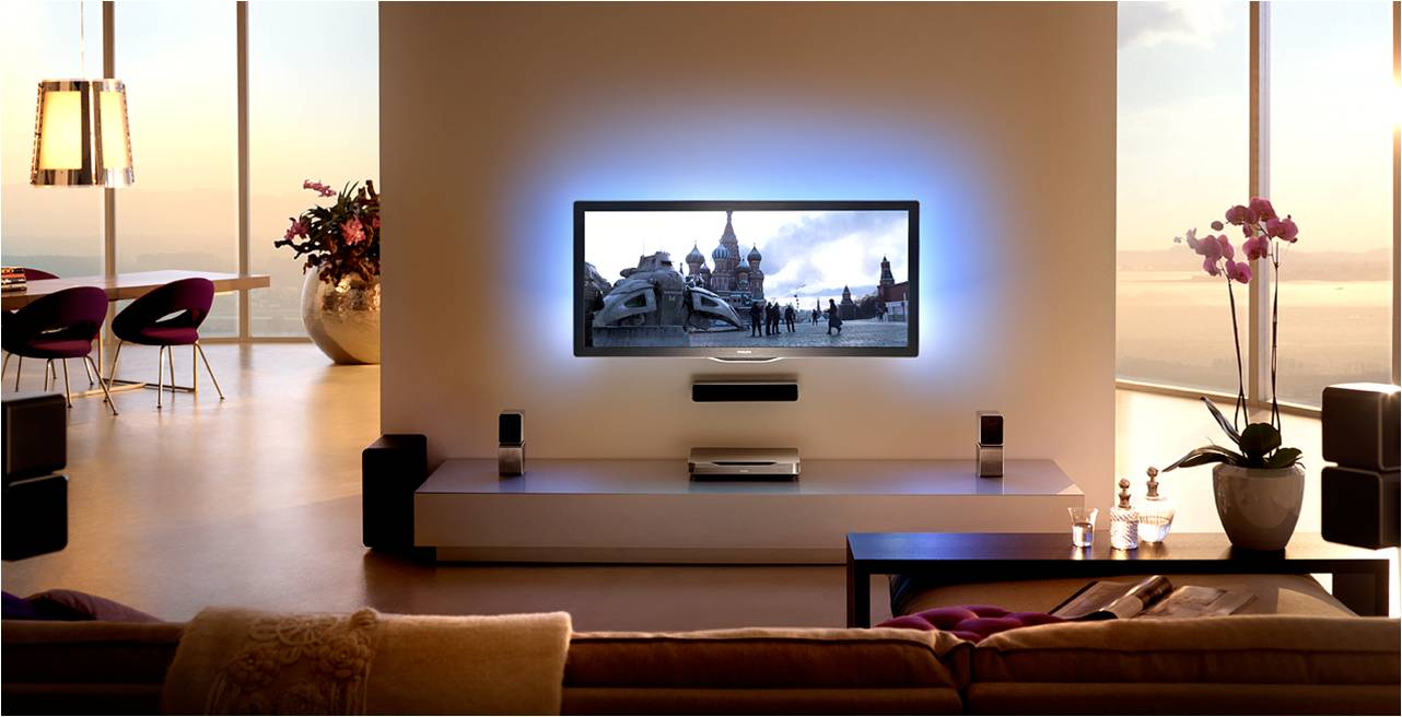 philips 3d fernseher im kinoformat screenshots. Black Bedroom Furniture Sets. Home Design Ideas