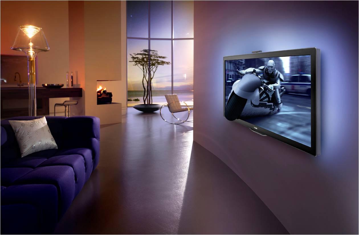 philips 3d fernseher im kinoformat screenshots. Black Bedroom Furniture Sets. Home Design Ideas