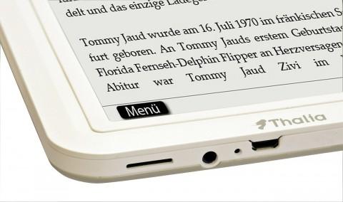 E-Book-Reader Oyo (Bild: Thalia)
