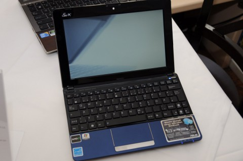 Ein Eee PC mit AMD-Prozessor: 1015T